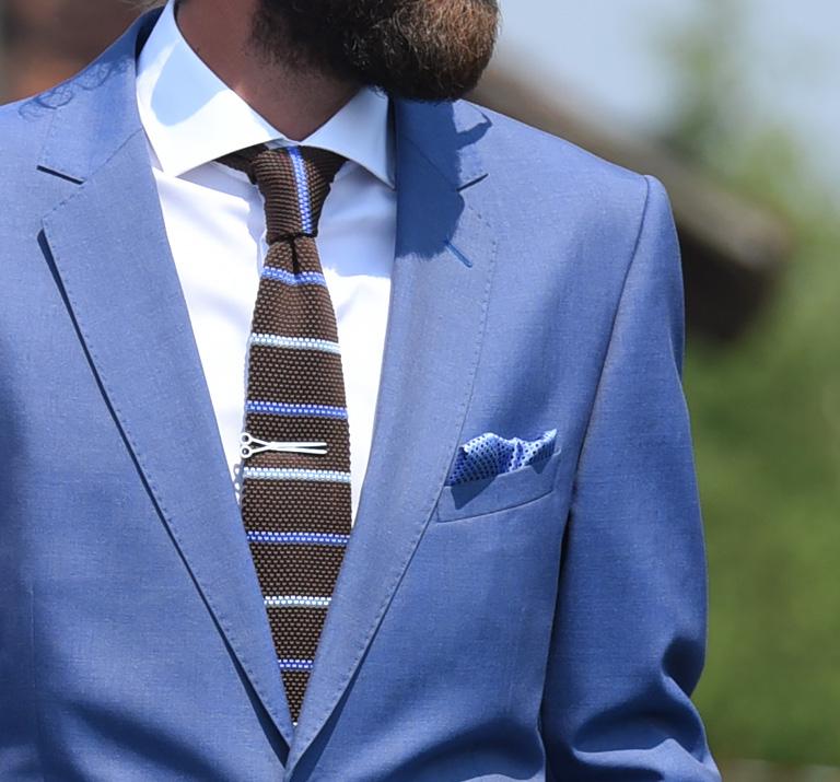 Tie pins / Lapel pins pattern