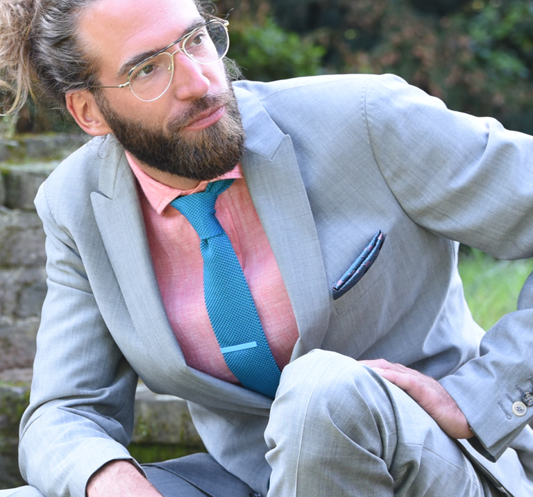 Neckties trends