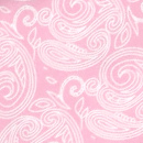 Ascot Paisley Nuance pink