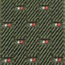 Sir Redman suspenders La Gacilly green