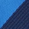 Necktie blue striped