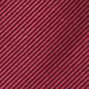 Clip-on tie bordeaux red repp