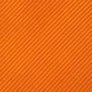 Clip-on tie orange repp