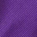 Clip-on tie purple repp