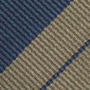 Necktie blue / beige