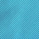 Necktie turquoise repp