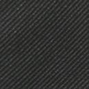 Necktie black repp
