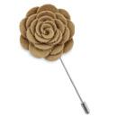 Lapel pin Fleur