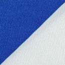 Pocket square uni royal blue