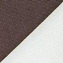 Handkerchief uni brown