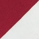 Pocket square uni red