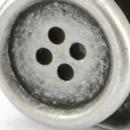 Sir Redman set of suspender buttons antique silver