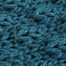 Bow tie knitted wool petrol
