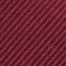 Handkerchief repp bordeaux red