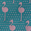 Necktie Dressed - Flamingo