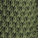 Bow tie knitted moss green