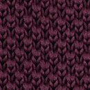 Sir Redman knitted bow tie aubergine