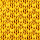 Sir Redman knitted bow tie ochre