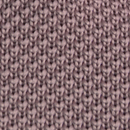 Necktie knitted taupe
