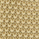 Bow tie knitted sand