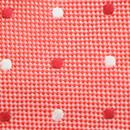 Necktie Preston Points coral red