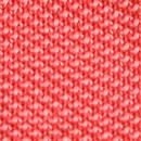 Necktie knitted coral