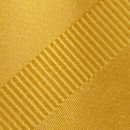 Necktie narrow yellow