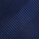 Necktie navy blue