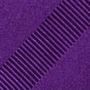 Ladies' necktie purple
