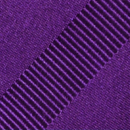Necktie narrow purple