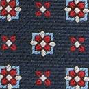 Tresanti necktie Mr. Bouquet blue