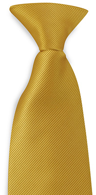 Safety tie yellow