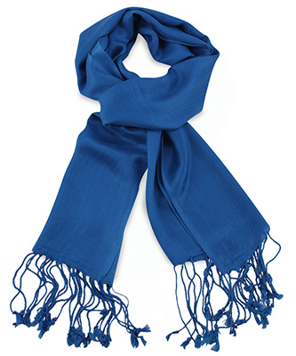 Pashmina Royal blue