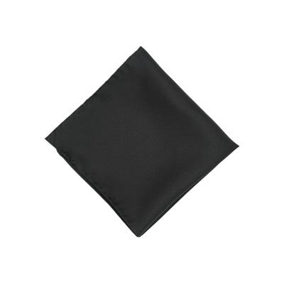 Handkerchief polyester black
