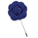 Lapel pin flower