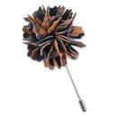 Lapel pin carnation