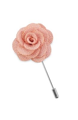 Lapel pin rose