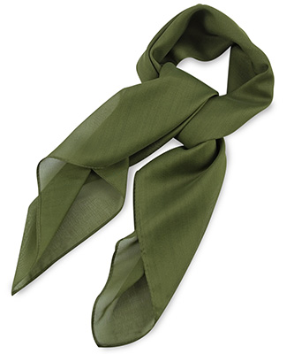 Scarf army green