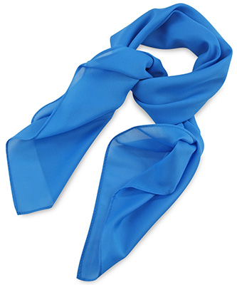 Scarf process blue