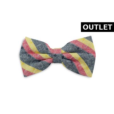 Bow tie Tricolour