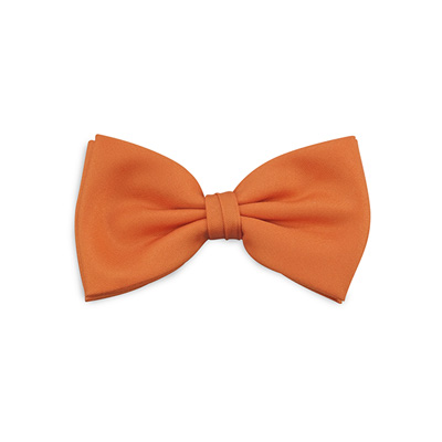 Bow tie orange