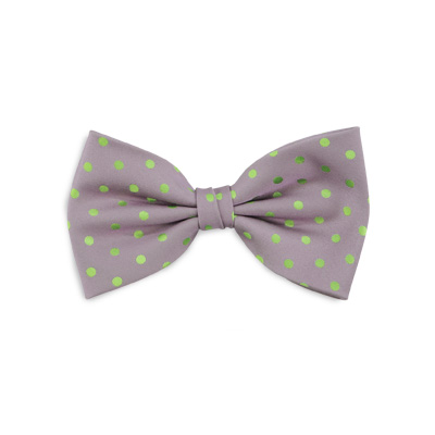 Bow tie Satin Dot