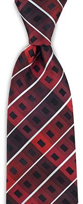 Necktie Centred Cubes