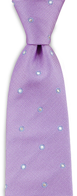 Necktie Dotted Drops