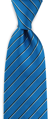 Necktie Double Descent