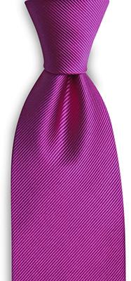 Necktie repp fuchsia