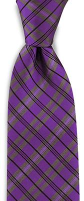 Necktie Groovy Square