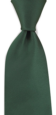Necktie green