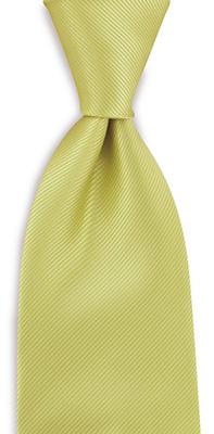 Necktie linden green repp