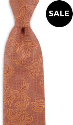 Necktie Lovely Lace